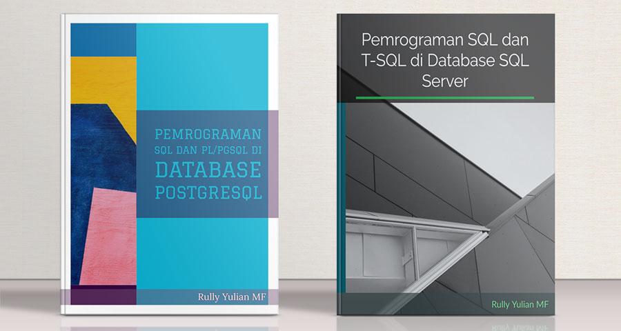 Ebook PostgreSQL dan SQL Server