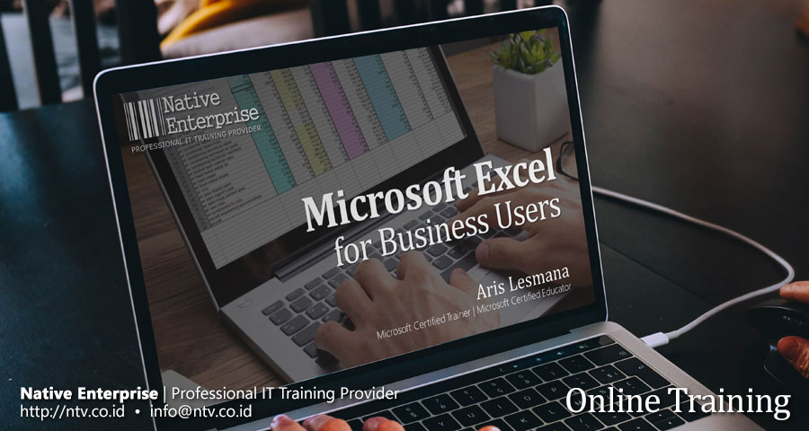 "Online Training ""Excel for Business Users"""