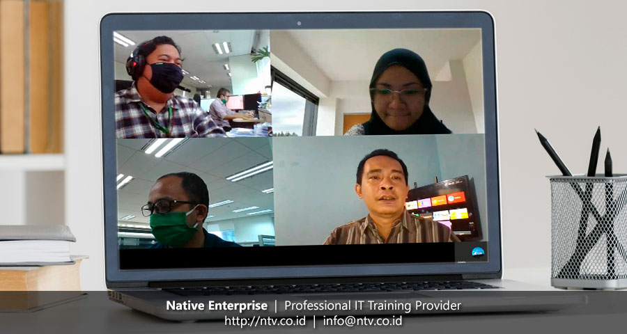 "Online Training ""Power BI for Business Users"" bersama Petrosea"