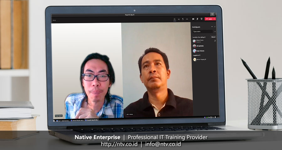 "Online Training ""Power BI for Business Users"" bersama Hansen Technologies"