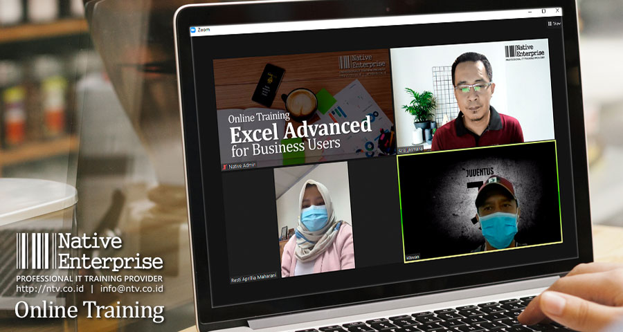 "Online Training ""Excel Advanced for Business Users"" bersama Petrochina Indonesia"