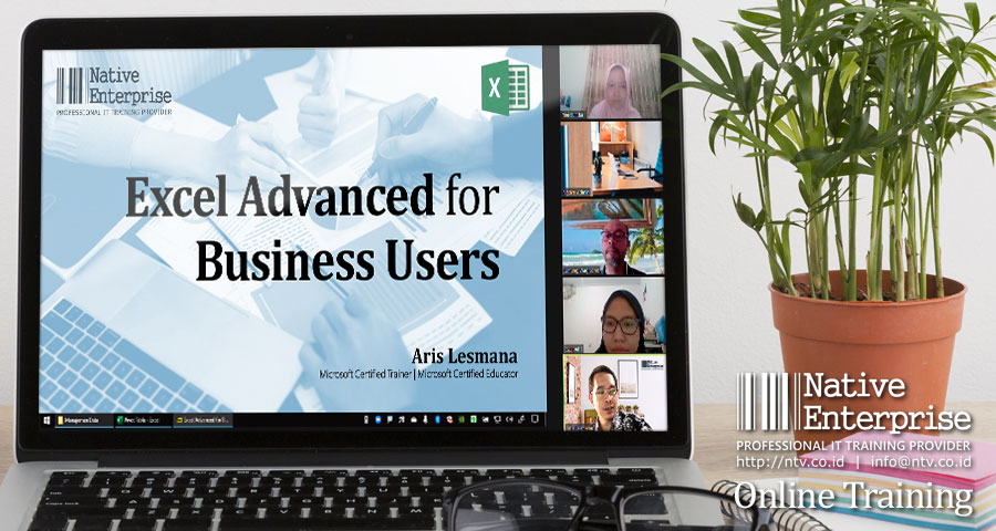 "Online Training ""Excel Advanced for Business Users"" bersama Toyota Astra Motor"