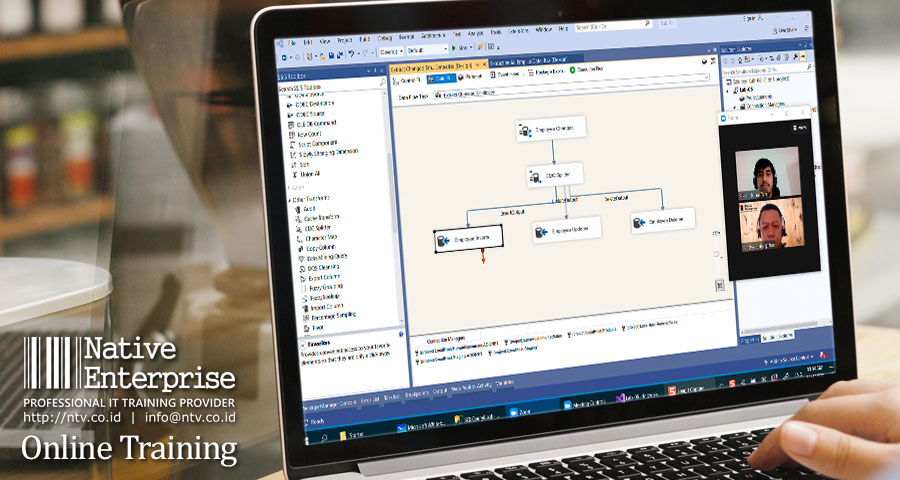 "Online Training ""Implementing SQL Server Data Warehouse"" bersama Politeknik Caltex Riau"