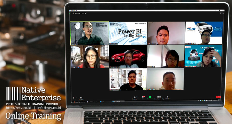 "Online Training ""Power BI for Big Data"" bersama Toyota Astra Motor (Batch 3)"