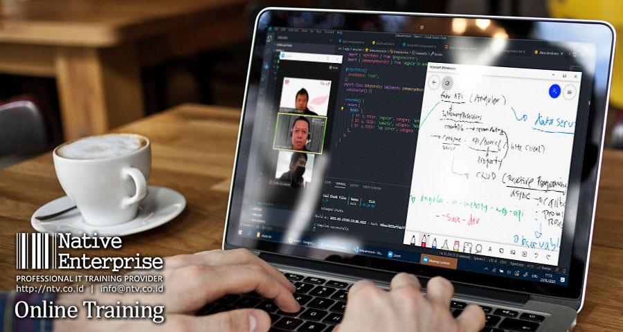 """Online Training """"Angular Web Application Development"""" bersama Akademi Telkom Jakarta"""