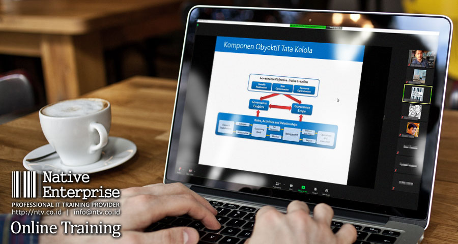 "Online Training ""IT Service Management Fundamentals"" bersama PT Transportasi Jakarta"