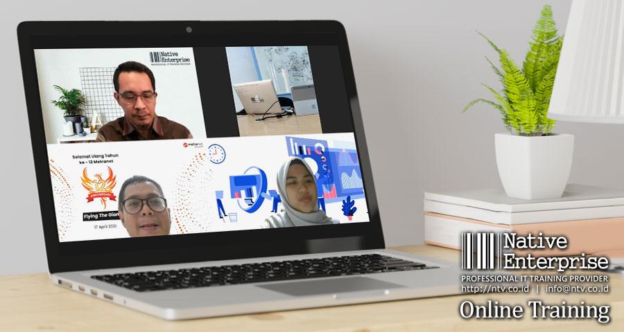 "Online Training ""Excel BI for Business Users"" bersama Metranet"