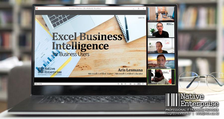 "Online Training ""Excel BI for Business Users"" bersama Metranet (Batch 2)"
