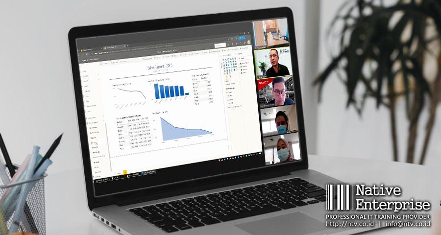 "Online Training ""Power BI for Business Users"" bersama Sinar Mas Land"